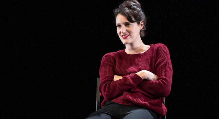 fleabag review national theatre junction goole september 2019 stage
