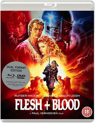 flesh + blood film review cover