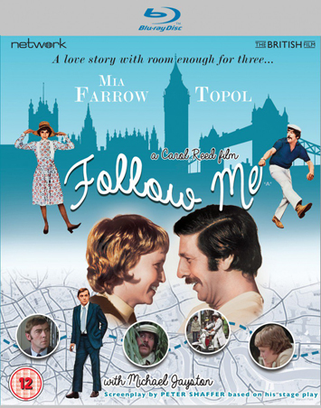 follow me bluray review cover