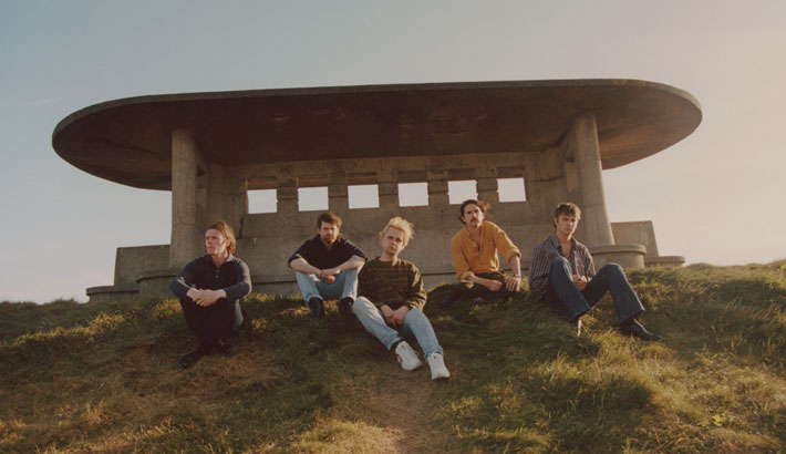 fontaines dc a hero's death album review band