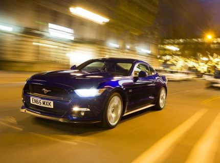 Ford Mustang 5.0 V8 GT Fastback review
