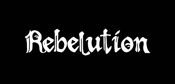free rein rebelution album review logo