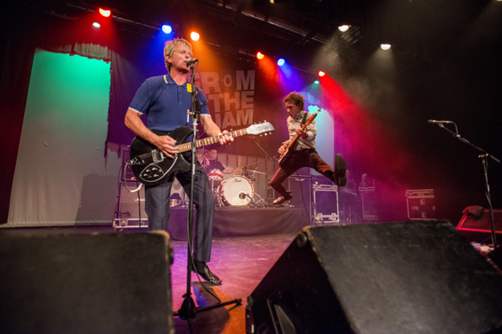 from the jam live review cottingham hall june 2018 band