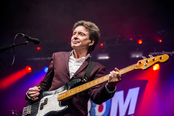 from the jam live review cottingham hall june 2018 bruce foxton