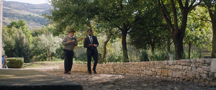 from the vine film review grapes