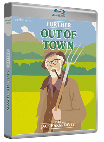 further out of town bluray review cover