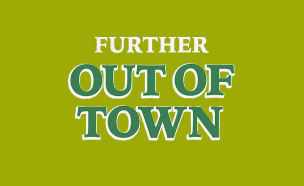 further out of town bluray review logo
