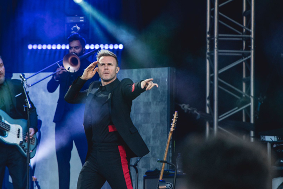 gary barlow live review scarborough open air theatre june 2018 coast