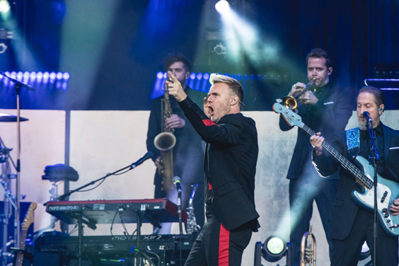 gary barlow live review scarborough open air theatre june 2018 take that