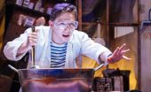 george's marvellous medicine review sheffield lyceum january 2018 Preston Nyman (George)