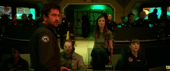 geostorm film review 2017