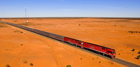 ghan indian pacific travel review
