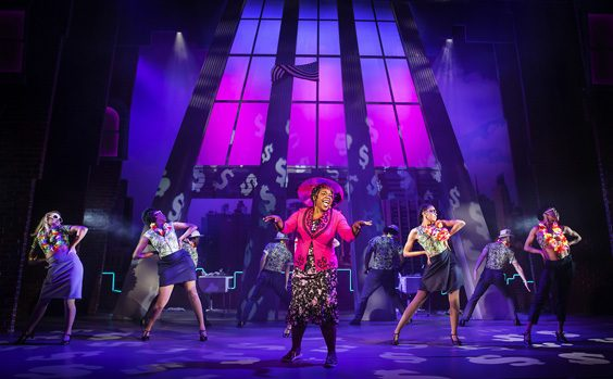 ghost the musical review bradford alhambra april 2019 cast