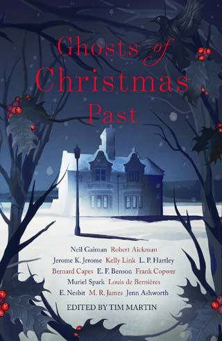 ghosts of christmas past book review cover