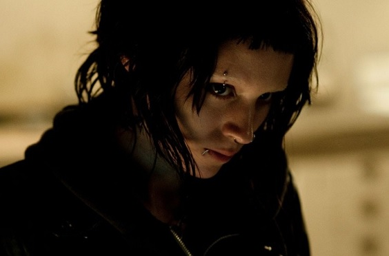 girl with the dragon tattoo film review goth
