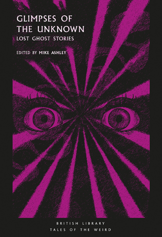 glimpses of the unknown book review ghost stories cover