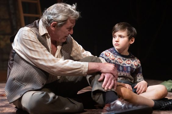 goodnight mister tom review east riding theatre december 2018 christmas