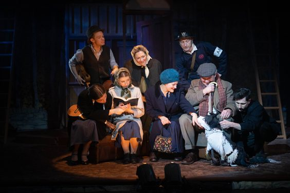 goodnight mister tom review east riding theatre december 2018 play