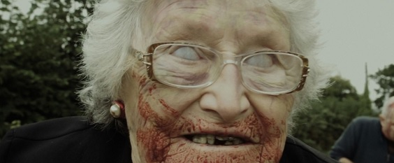 granny of the dead review