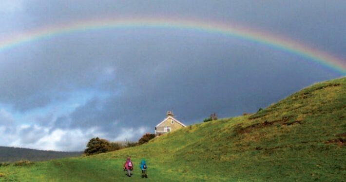 grassington walk main rainbow
