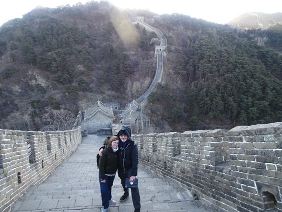 great wall of china travel review rachel