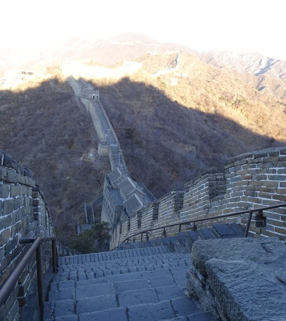 great wall of china travel review roger crow