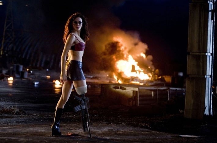 grindhouse film review rose