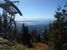 grouse grind vancouver canada travel