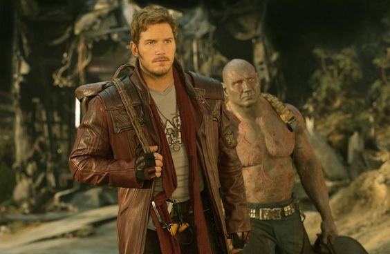 guardians of the galaxy vol 2 film review chris pratt