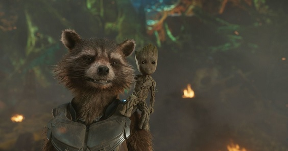 guardians of the galaxy vol 2 film review rocket