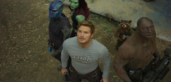 guardians of the galaxy vol 2 film review