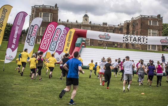 gung ho leeds temple newsam 2017 runners