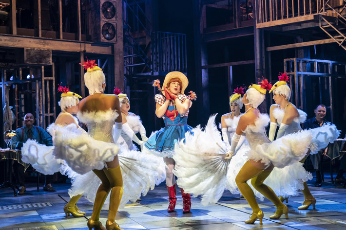 guys and dolls review sheffield crucible review december 2019 cast