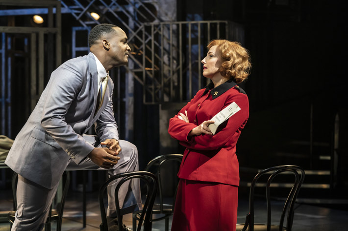 guys and dolls review sheffield crucible review december 2019 kadiff
