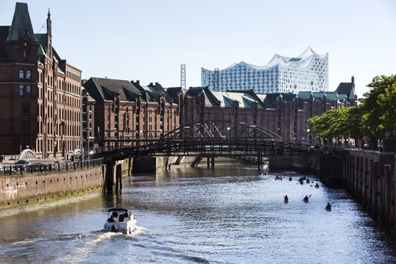 hamburg germany travel review Speicherstadt und Elbphilha