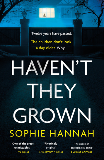 haven't they grown book review cover