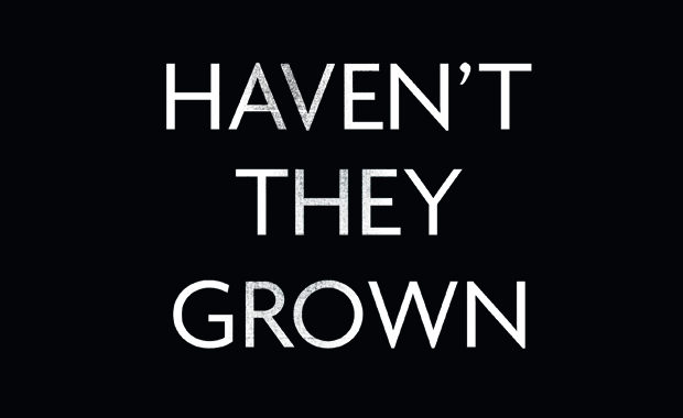 haven't they grown book review logo main