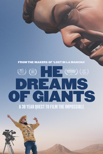 he dreams of giants film review cover