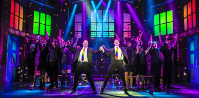 heathers review sheffield lyceum main