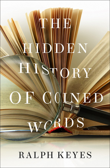hidden history of coined words book review cover