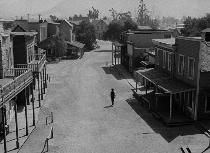 high noon film review western bluray