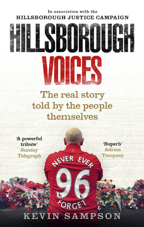 hillsborough voices book review cover