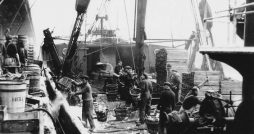 historic hull men on fishing boat history