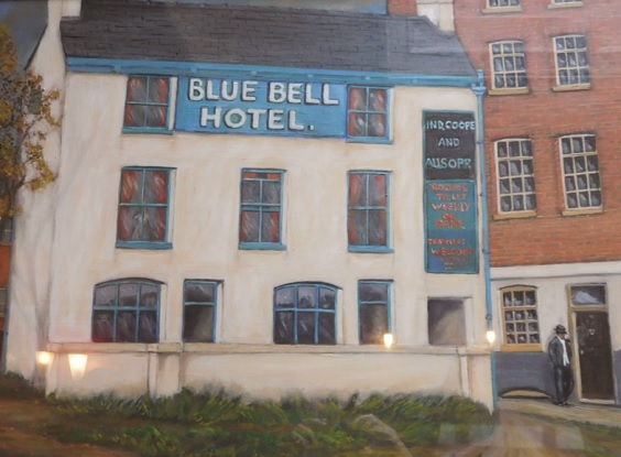 historic hull pubs blue bell hotel