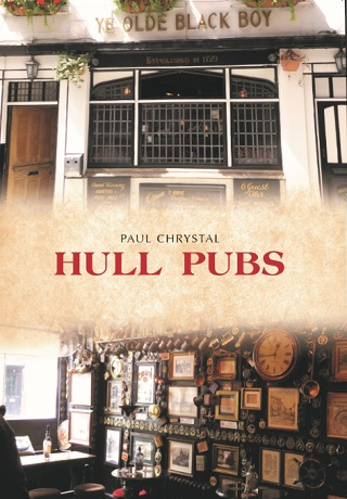 historic hull pubs front cover