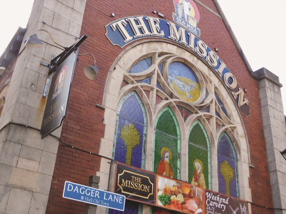 historic hull pubs the mission