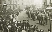 historic scarborough in old photographs circus in town
