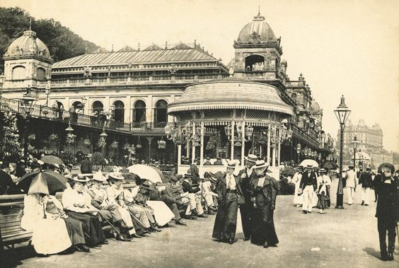 historic scarborough in old photographs spa
