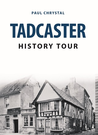 historic tadcaster history tour cover
