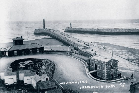 historic whitby photos The Khyber Pass